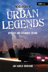 GR105.34 Encyclopedia of Urban Legends