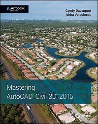 TA345.5 Mastering AutoCAD Civil 3D 2015