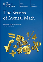QA111 Secrets of Mental Math
