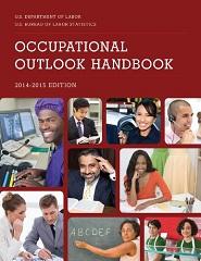 HF5382.5 Occupational Outlook Handbook