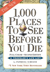 G153.4 1,000 Places to See Before You Die