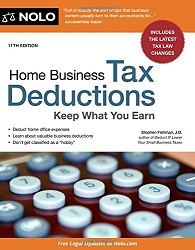 KF6491 Home business tax deductions