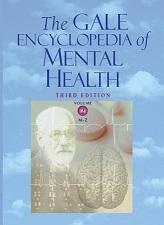 RC437 Gale Encyclopedia of Mental Health
