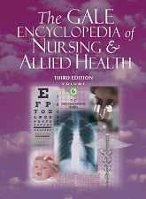RT21 Gale Encyclopedia of Nursing and Allied Health