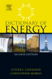 TJ163.28 Dictionary of Energy