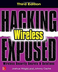 TK5103.2 Hacking Exposed Wireless
