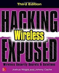 TK5103.2 Hacking Exposed Wireless