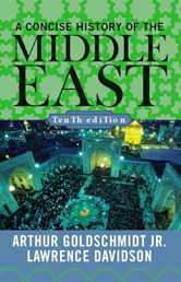DS62 A Concise History of the Middle East