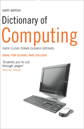 QA76.752 Dictionary of Computing