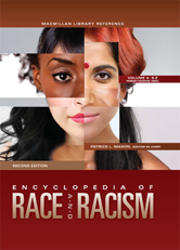 E184 Encyclopedia of Race and Racism