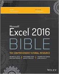 HF5548.4 Excel 2016 Bible