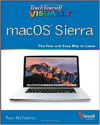 QA76.774 Teach Yourself Visually macOS Sierra