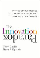 The Innovation Paradox