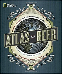 TP577 National Geographic Atlas of Beer