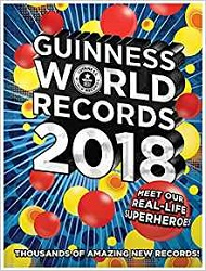 AG243 Guinness World Records 2018