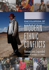 GN496 Encyclopedia of Modern Ethnic Conflict