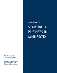 HD2346 Guide to Starting a Business in Minnesota