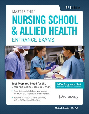 RT79 Master the Nursing School & Allied Health Entrance Exams