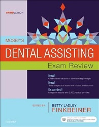 RK60.5 Mosby's Dental Assisting Exam Review