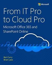 TK5105.8885 From IT Pro to Cloud Pro
