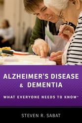 RC523 Alzheimer's Disease and Dementia