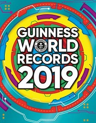 AG243 Guinness World Records 2019