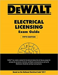 TK169 DeWalt Electrical Licensing Exam Guide