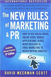 HF5415 New Rules of Marketing & PR