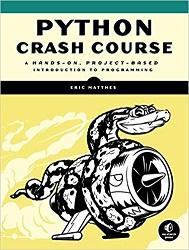 QA76.73 Python Crash Course