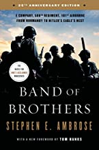 book cover of band of brothers
