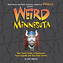 cover image of weird minnesota