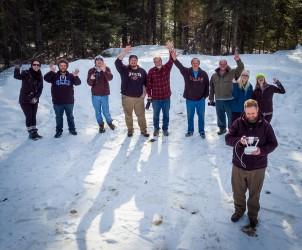 2017 Winter North Shore Group Photo