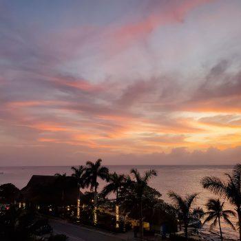 The famous Money Bar - Cozumel Island