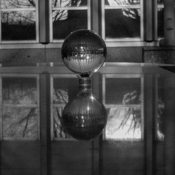 Reflection Lensball