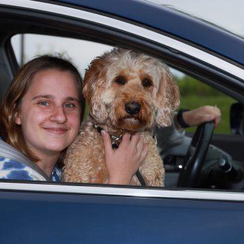 DCTC 2021 Graduation Bonus… Dogs Allowed!