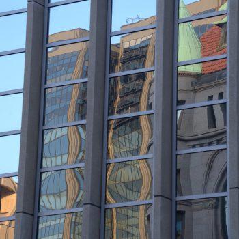 Warping Reflections